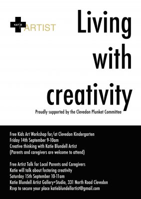 'Living with creativity' community project