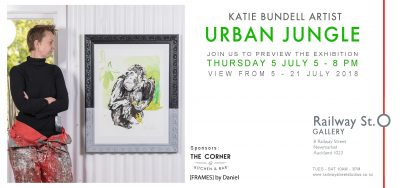 Urban Jungle Invite